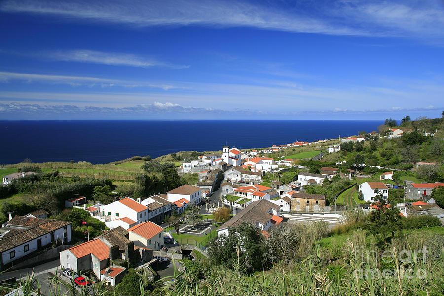 Feteiras - Azores Islands Photograph