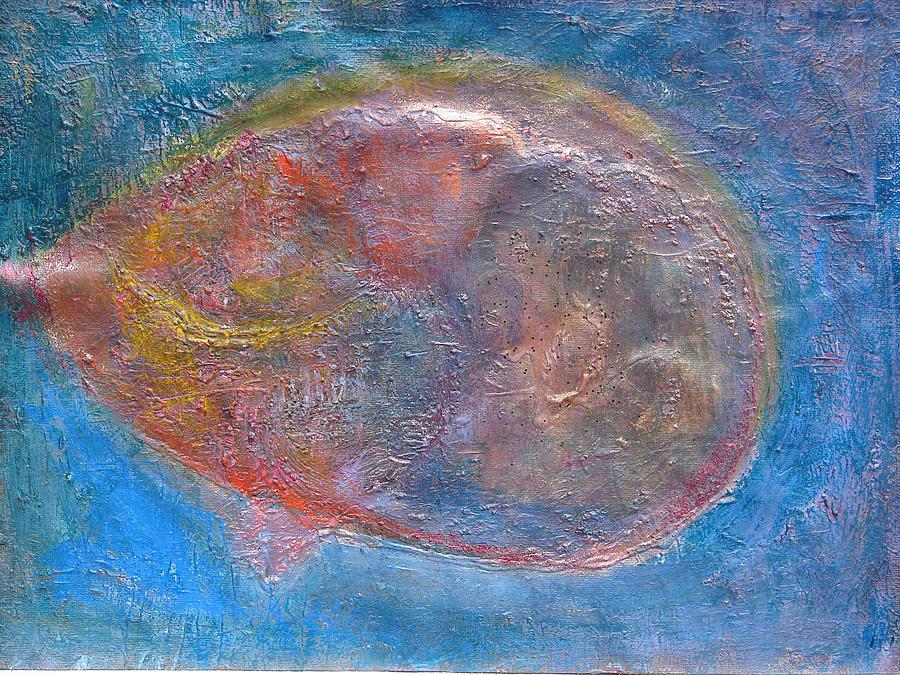 Miracle Of Life Painting - Fetus by Rivka Waas