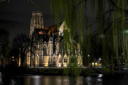 Church Photograph - Feuerseechurch2 by Sandra Thomas