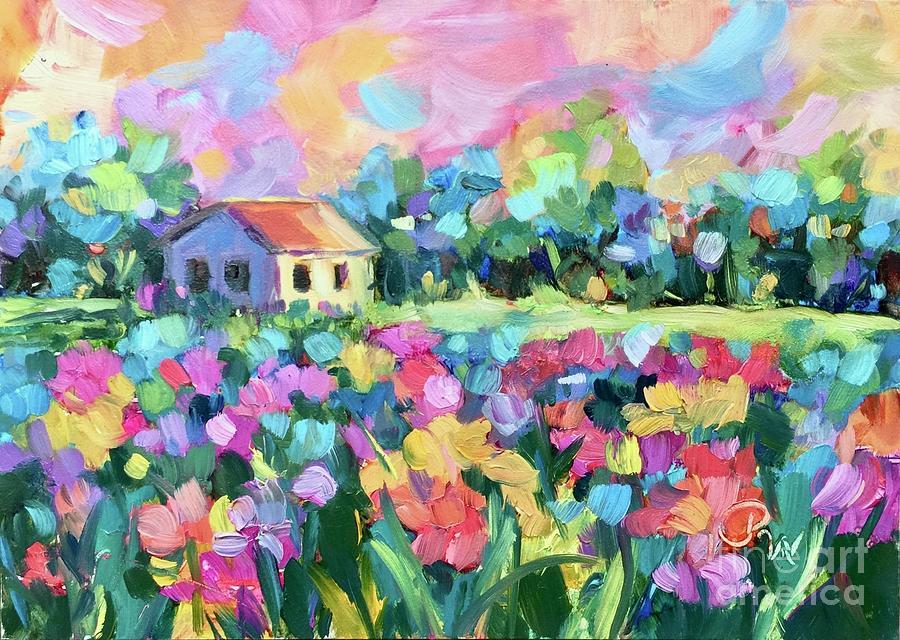 Field of Dreams by Patsy Walton