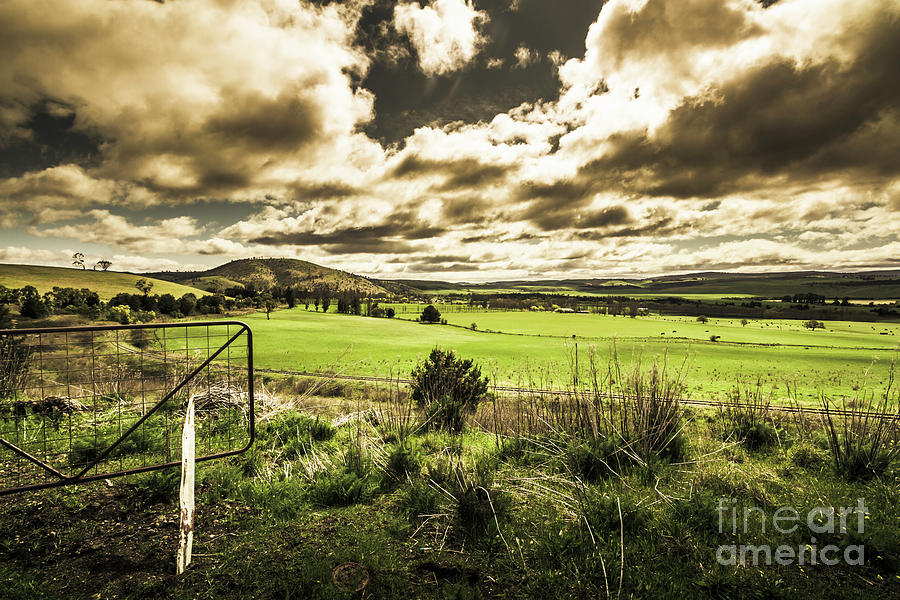 Landscape Photograph - Fields Of Dynamic Range by Jorgo Photography - Wall Art Gallery