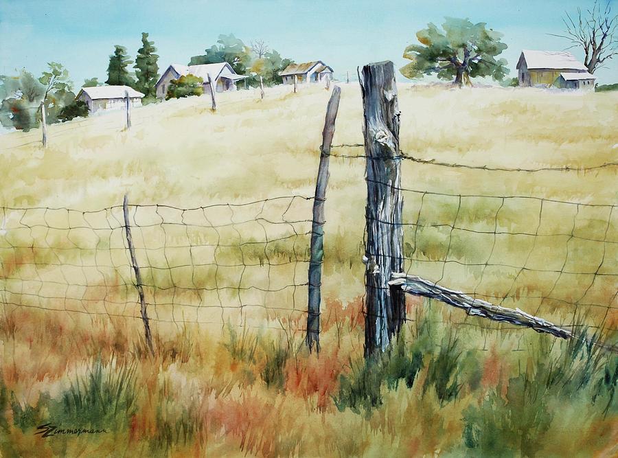 Fields of Gold by Sue Zimmermann