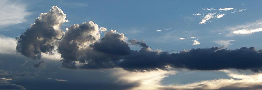 Fierce Photograph - Fierce Cloud by Jera Sky