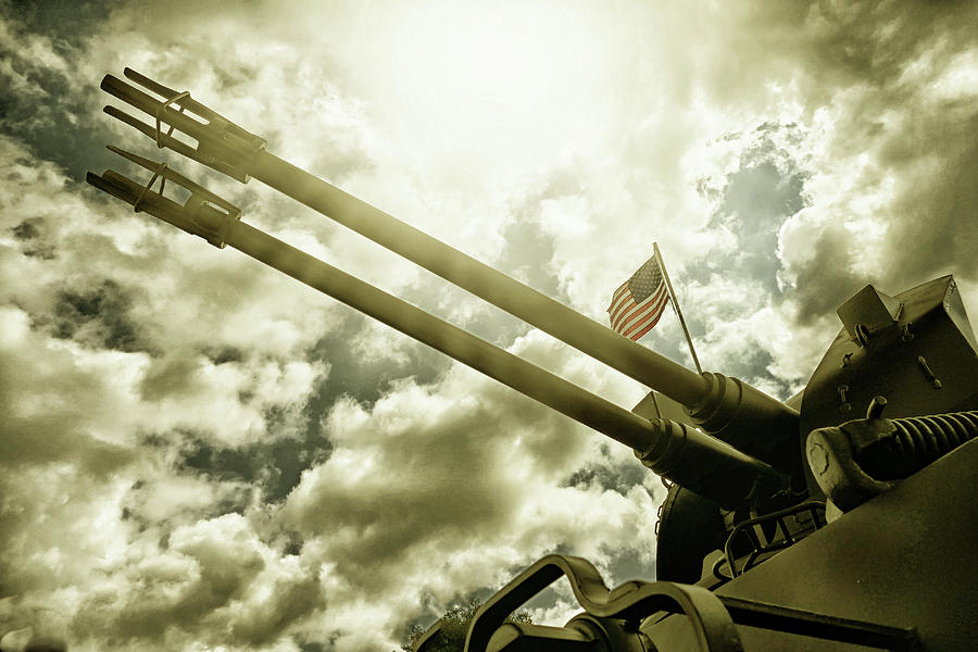 Fight For Freedom Photograph