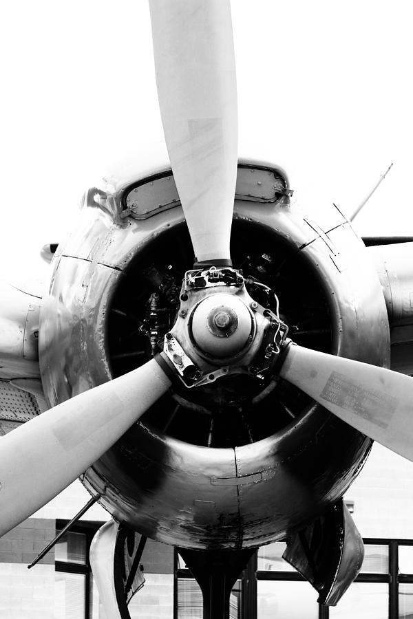 Fighter's Propeller by Jackie Farnsworth