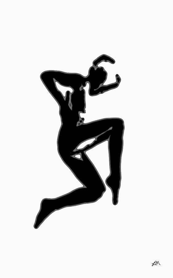 Figure Study Five Digital Art
