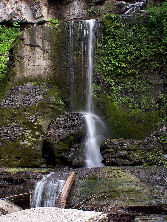 Parks Photograph - Filmore Glen by Debbie Fieno