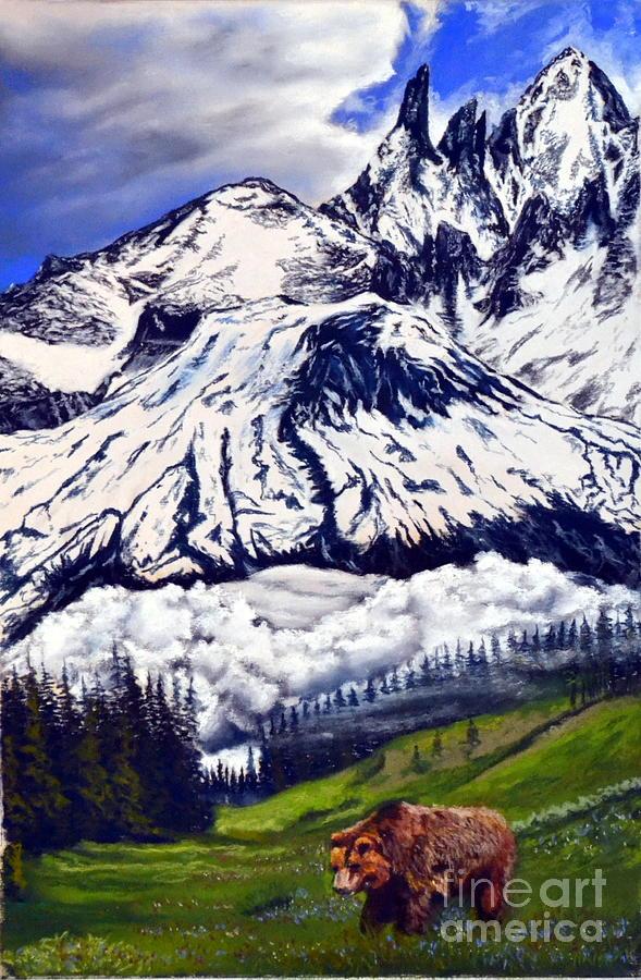 Nature Pastel - Finally Spring by John Huntsman