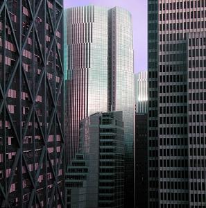 San Francisco Photograph - Financial District by Richard Nodine