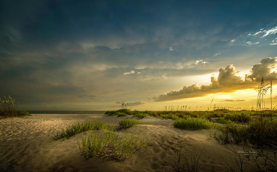 Beach Photograph - Finding My Way by Marvin Spates