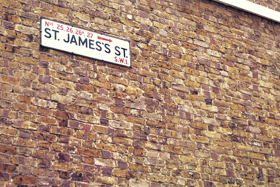 London Photograph - Finding Your Way by JAMART Photography