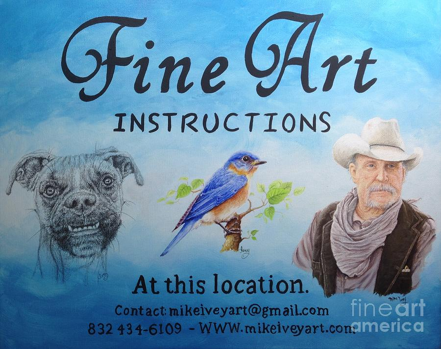 Fine Art Instruction by Mike Ivey