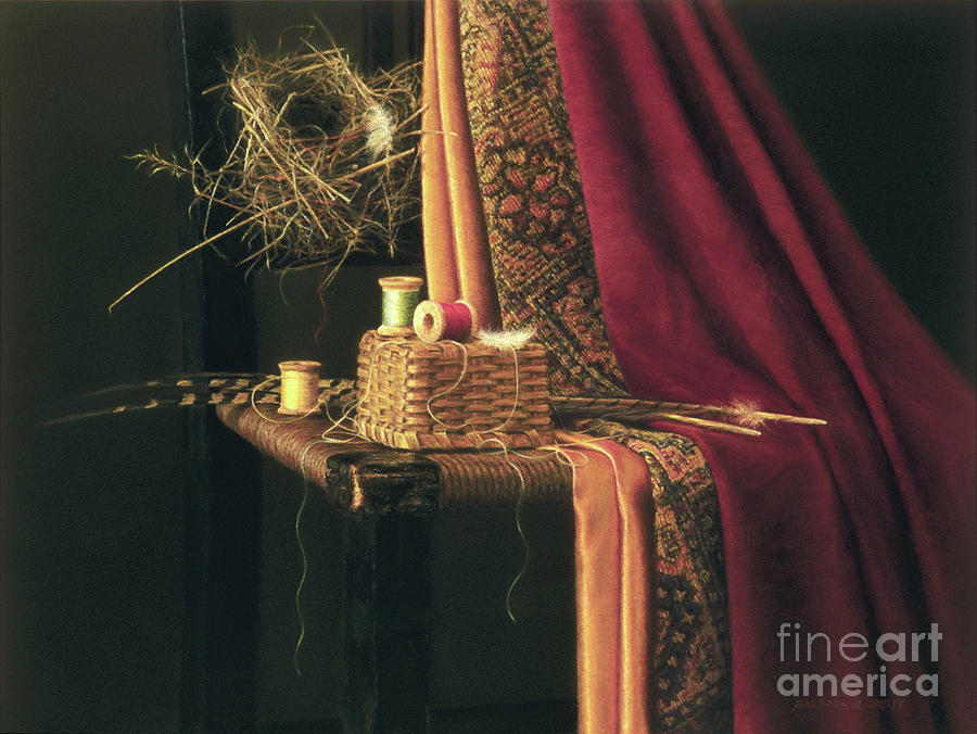 Finely Woven by Barbara Groff