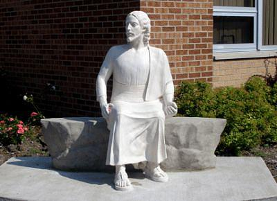 Finished Statue Sculpture by Patrick RANKIN
