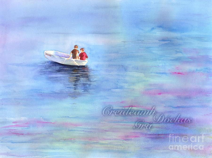 Adrift, Muinin Painting