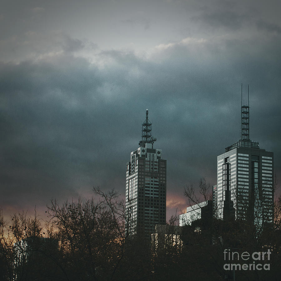 Melbourne Photograph - Fire And Ice by Andrew Paranavitana