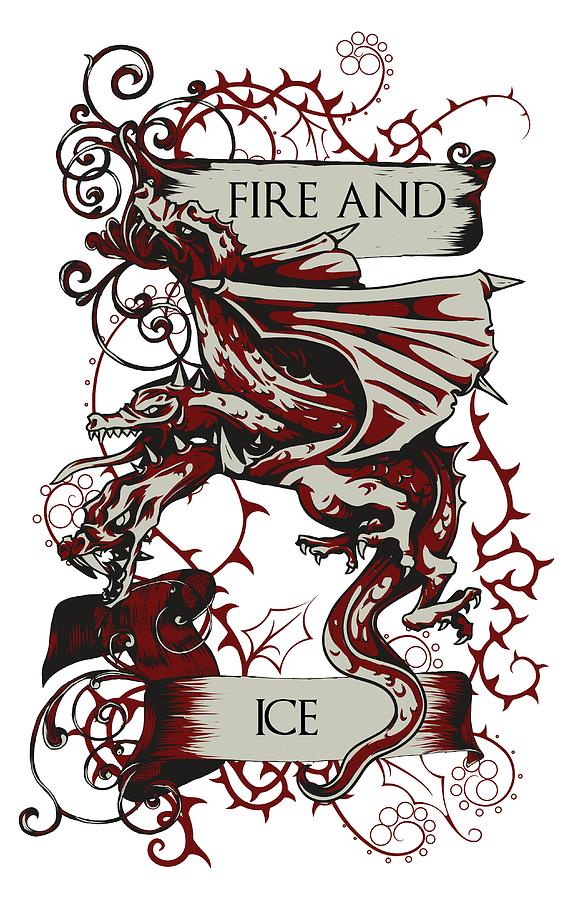 Fire and Ice by Christopher Meade
