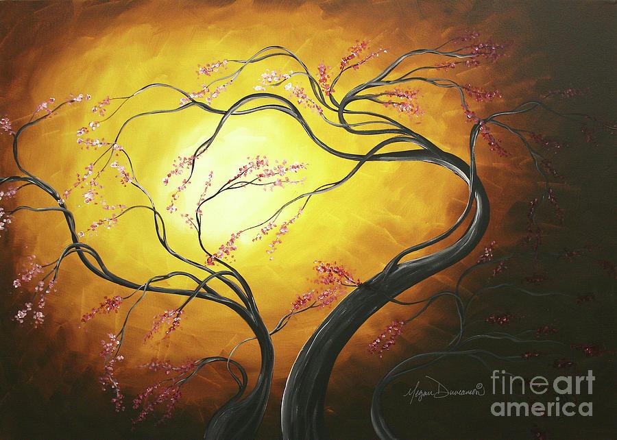 Fire Blossoms by Megan Duncanson