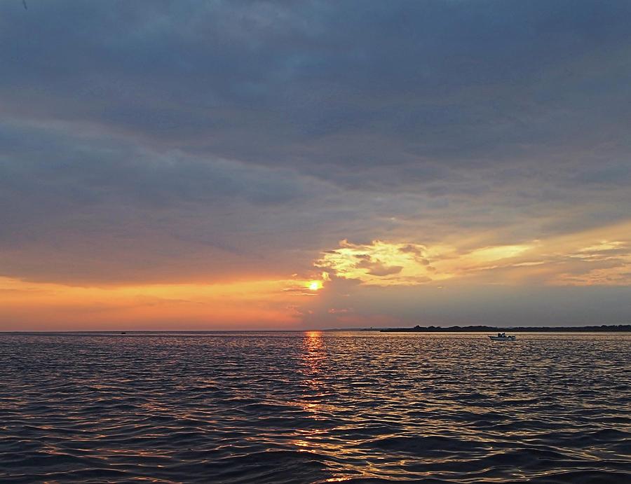 Fire Island Sunset I I I Photograph