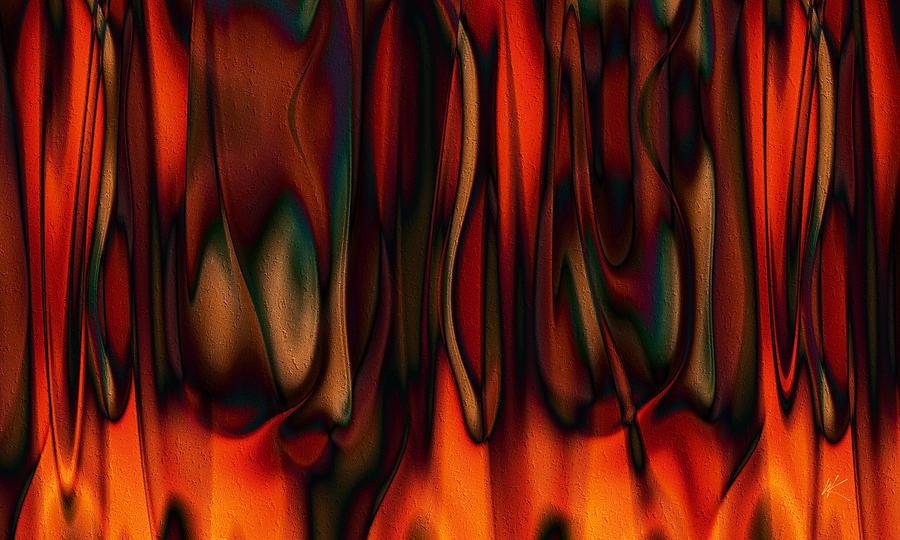 Fire by Kiki Art