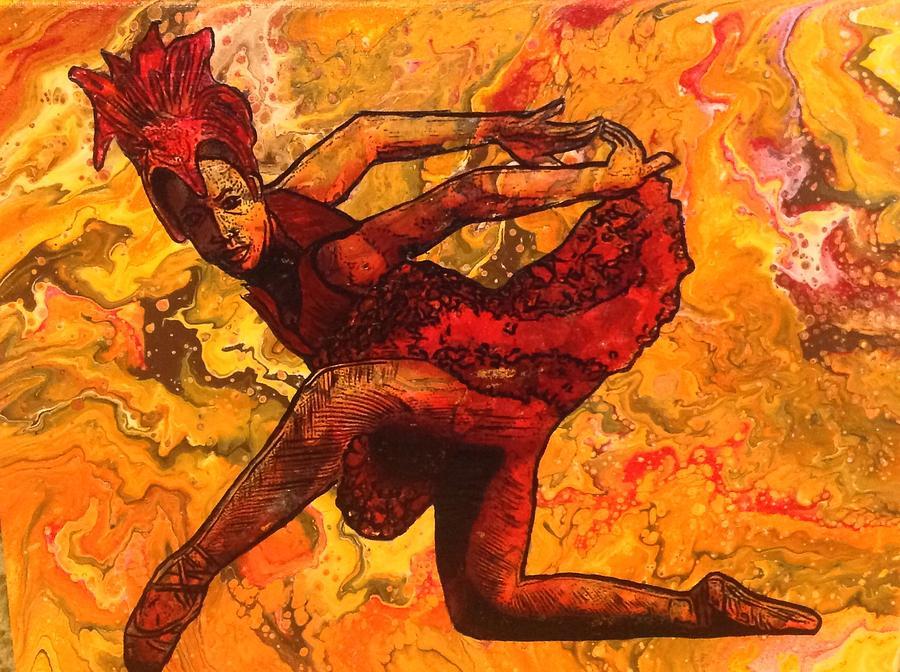 Firebird  by Karen Buford