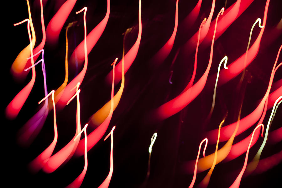 Fireworks Photograph - Firebirds K924 by Yoshiki Nakamura