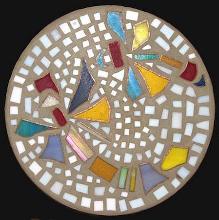 Firefly Glass Art - Fireflies by Diane Morizio