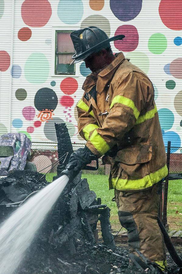 Fireman by Chita Hunter