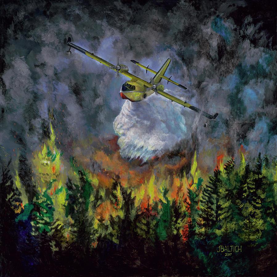 FireStorm by Joe Baltich