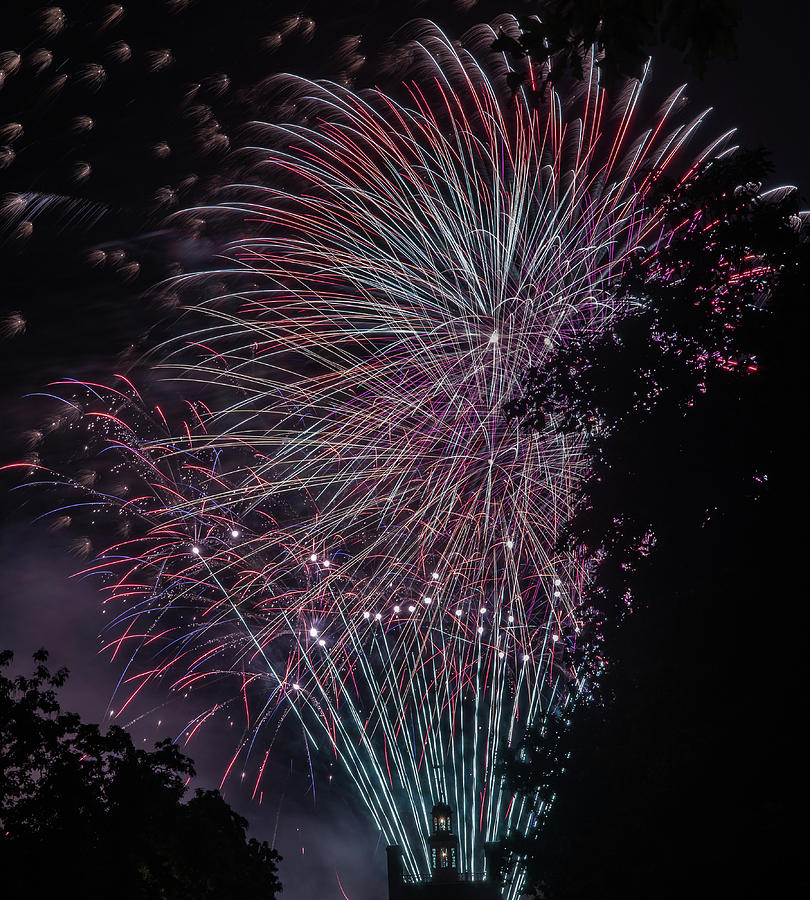 Fireworks 7 by Jerry Gammon