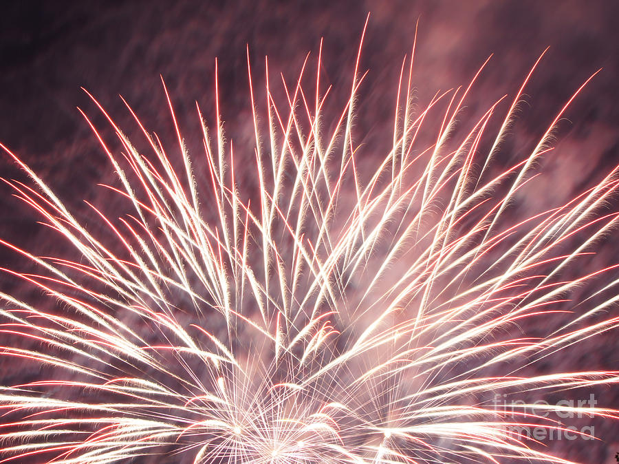 Fireworks by Robert E Alter Reflections of Infinity