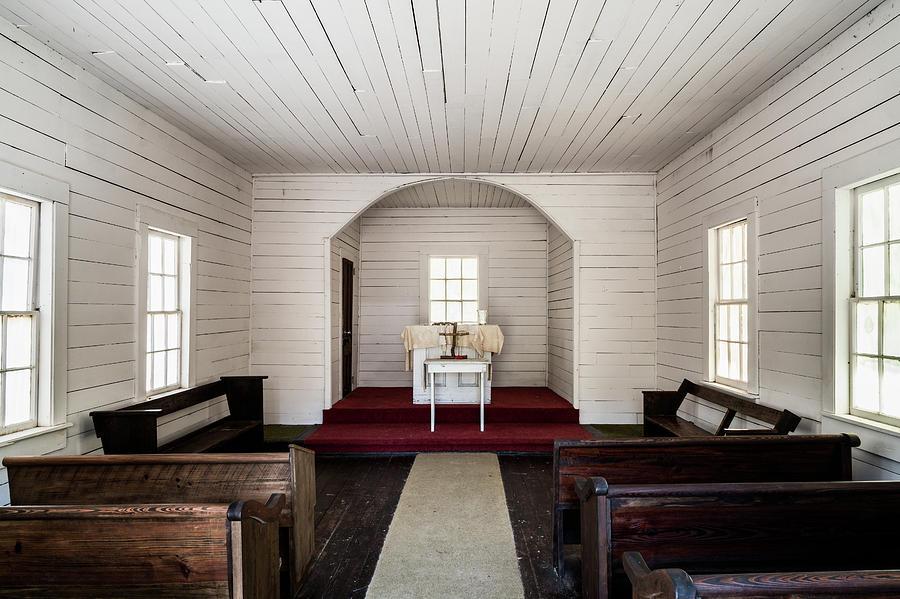 First African Baptist Church, Cumberland Island, Georgia by Dawna Moore Photography
