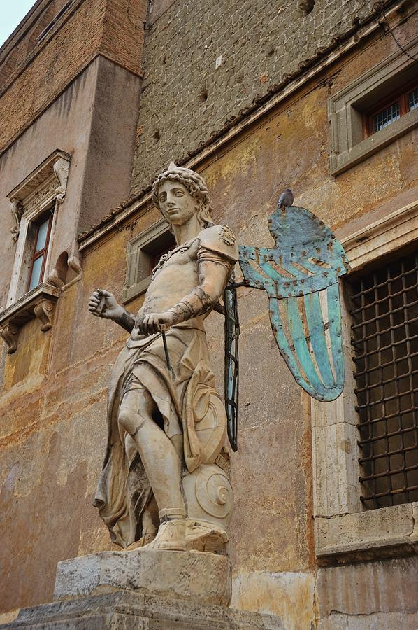 Italy Photograph - First Angel by JAMART Photography