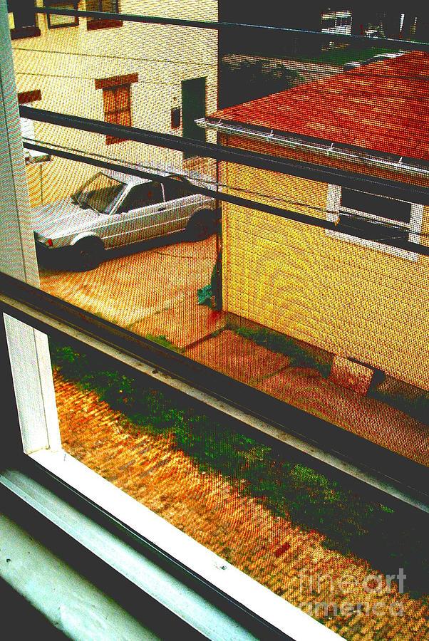 Car Photograph - First Apartment by Meghann Brunney