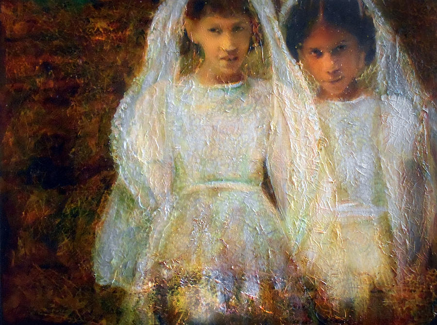 In and Out of Time - First Holy Communion by Cora Marshall