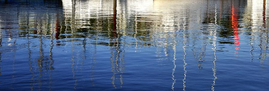 First Hope And Venus Reflections 2371 Photograph