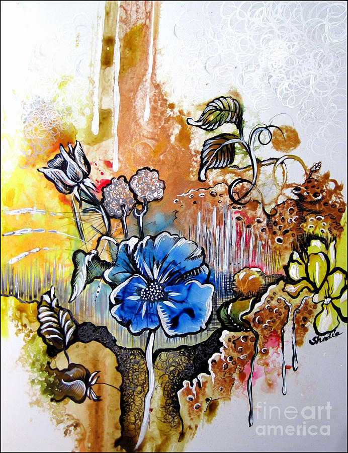 First Light In The Garden Of Eden Painting