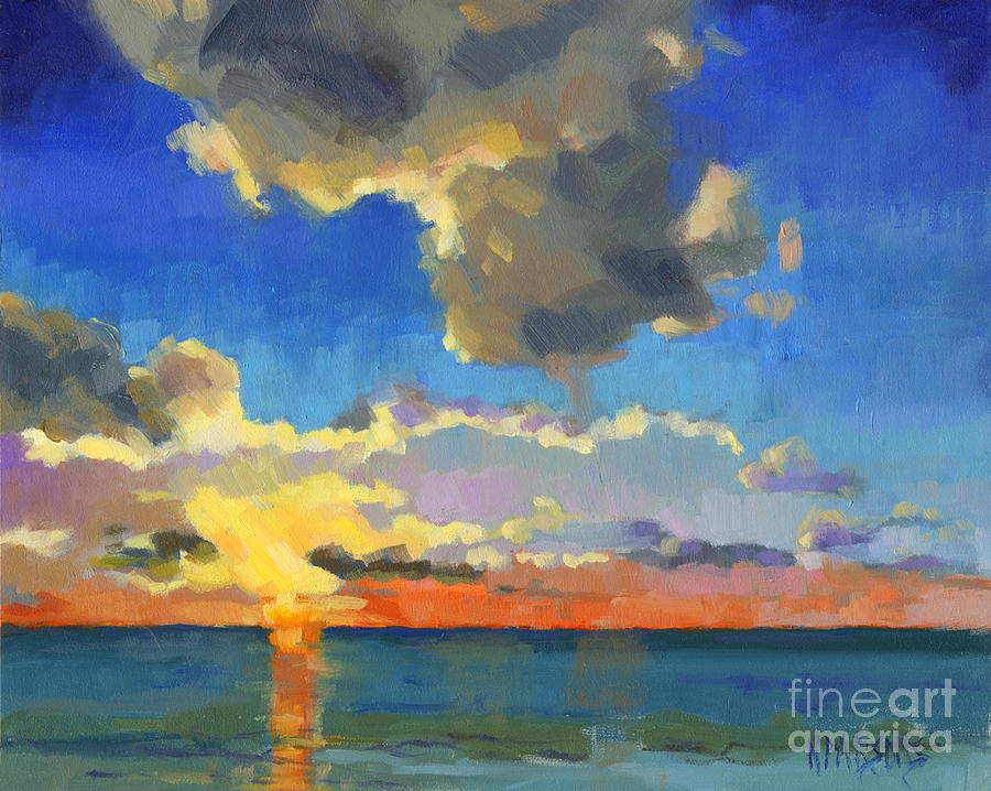 First Light by Nancy  Parsons