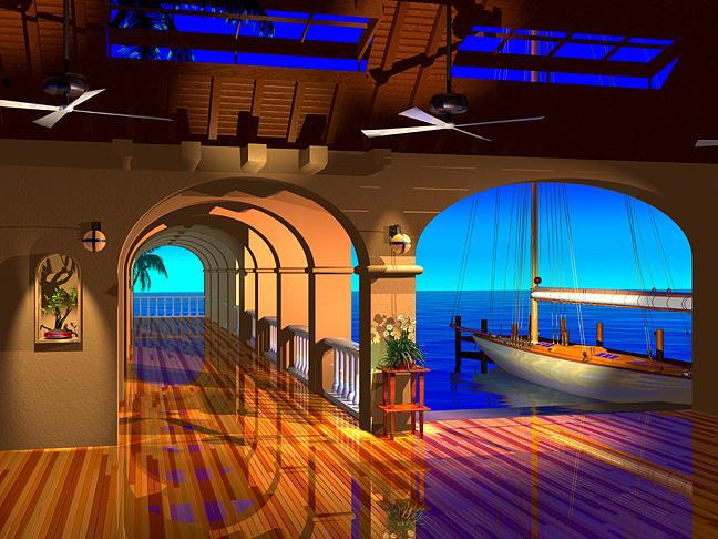 Sailboat Digital Art - First Light by Stephen Harlan