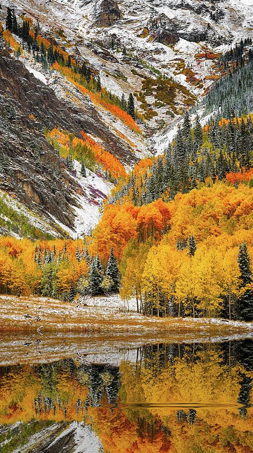 First Snow by Jeffrey Jensen