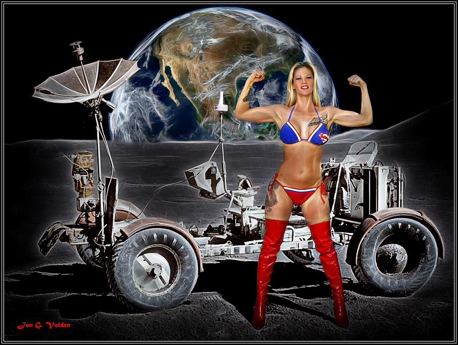 Image result for first woman on moon