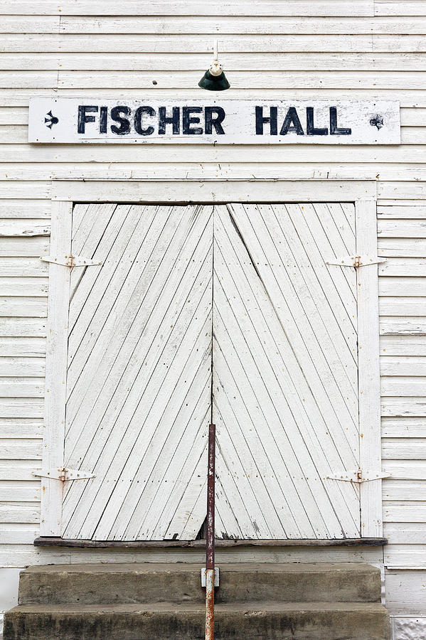 Fischer Dance Hall by Pamela Showalter
