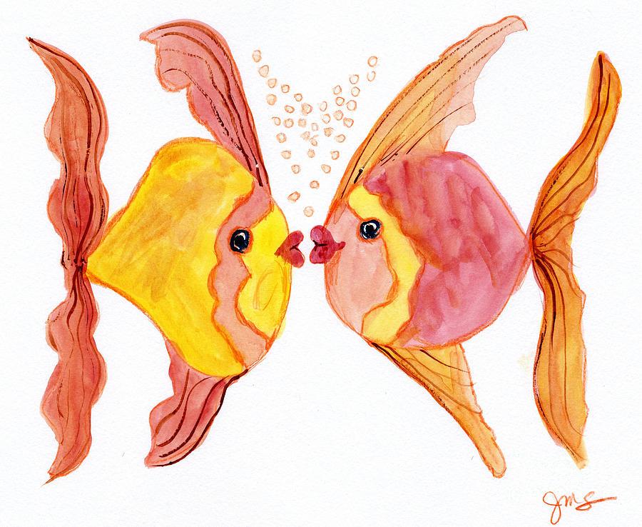 Fish Love by Julia Stubbe