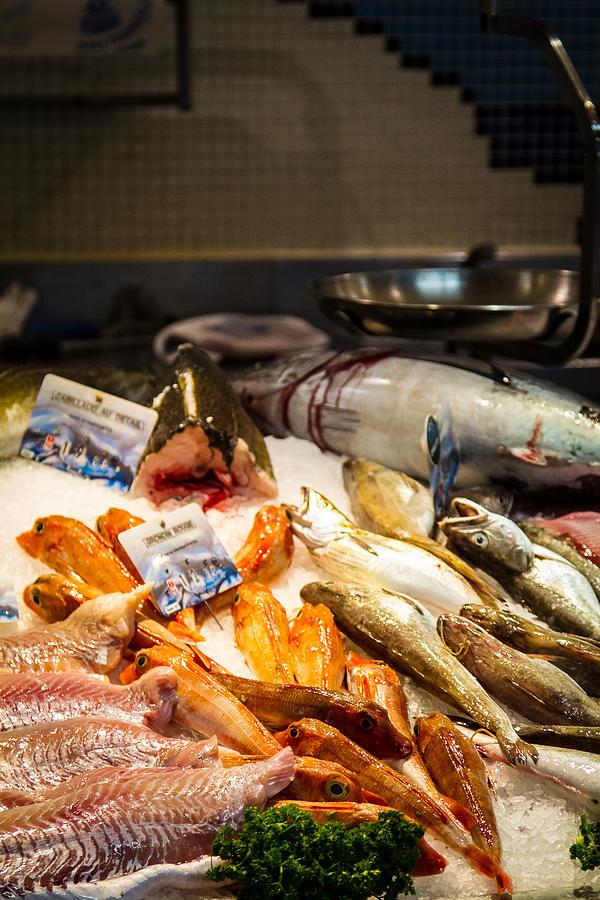 Fish Market by Jason Smith