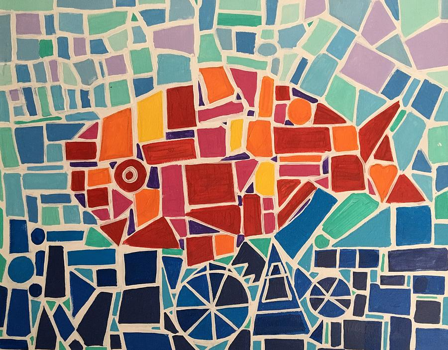 Fish-y by Ashley A