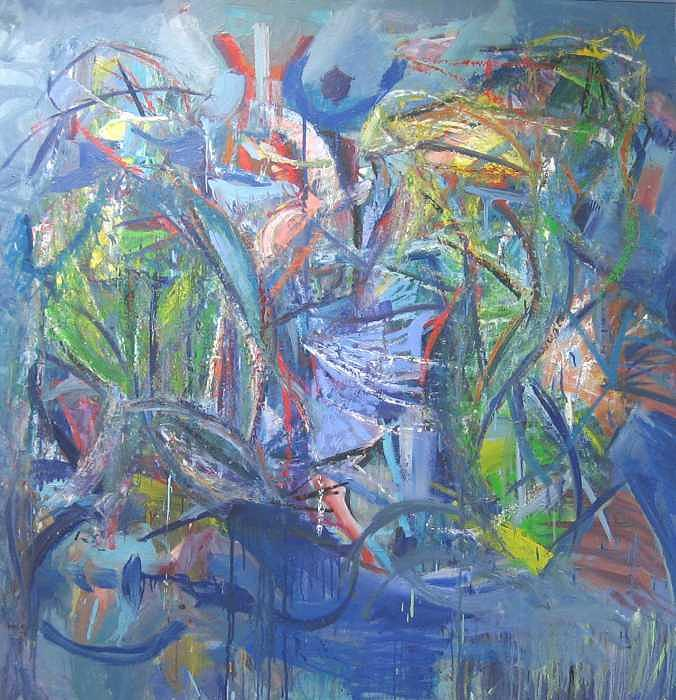 Fishbowl Discovery Painting by Beau Smith