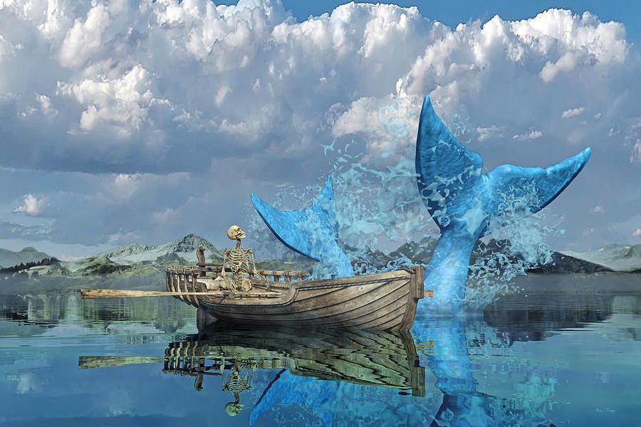 Fishermans Tale Digital Art