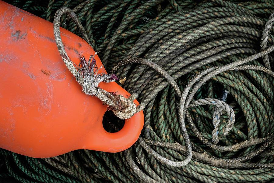 Fishermens Tools by Glenn DiPaola