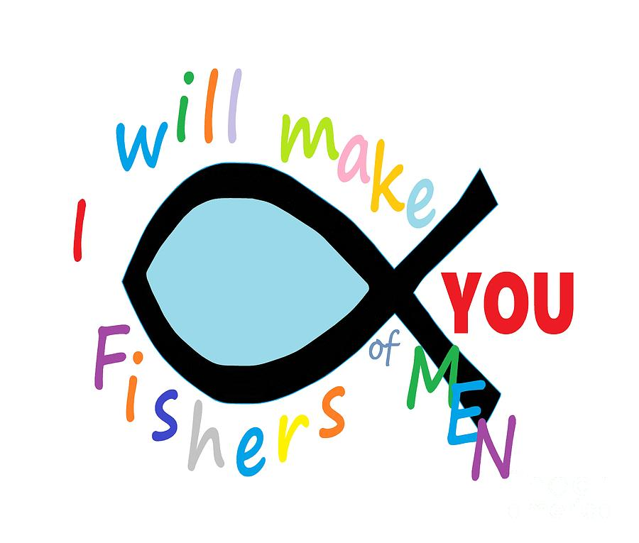 Fishers Of Men Painting