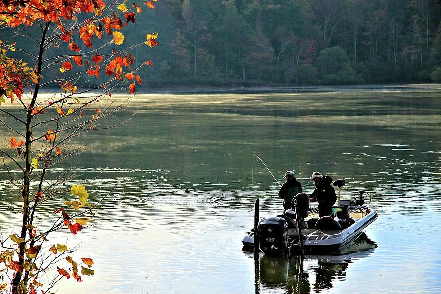 Fishing by John Lewis